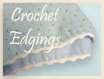 crochet edgings pattern | eBay - Electronics, Cars, Fashion