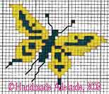 baby cross stitch patterns bugs and animals 1