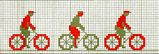baby cross stitch patterns transportation