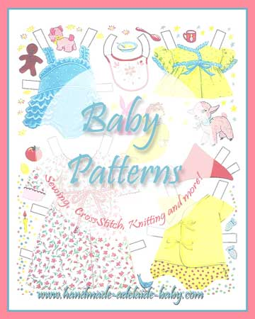 How to get free baby crochet patterns « Craft Blog
