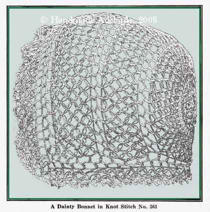 Crochet Baby Bonnet Pattern : CROCHET NEWBORN HAT PATTERN - FREE PATTERNS