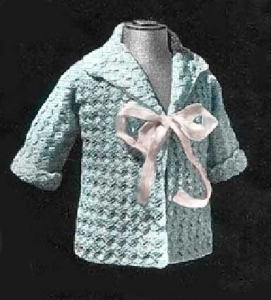 Crochet Baby Set | Free Vintage Crochet Patterns