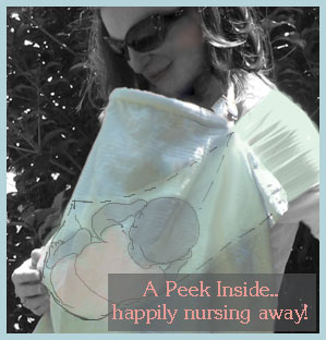 nursing cover pattern